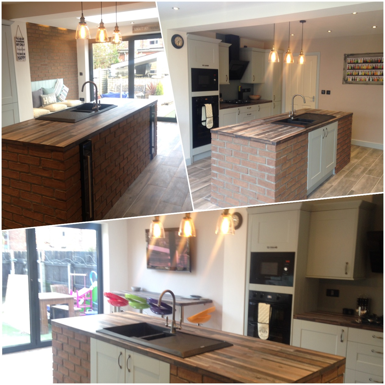 Kitchen Refurbishment – After