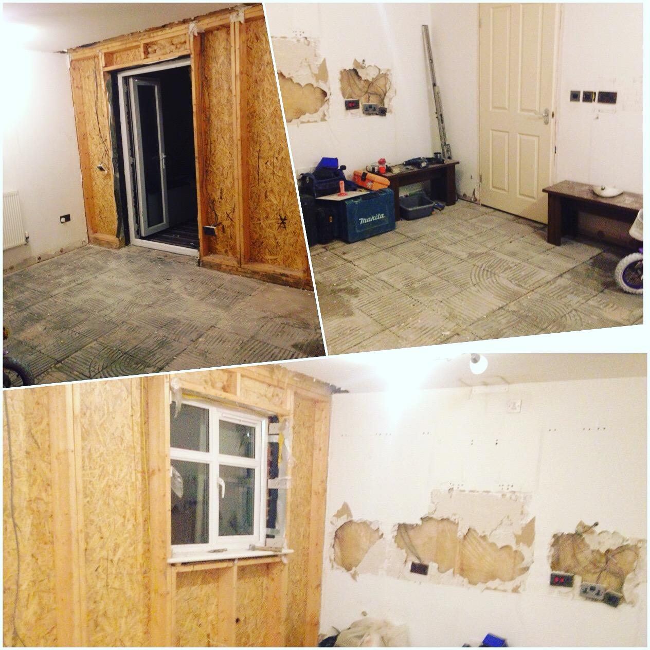 Kitchen Refurbishment – Before
