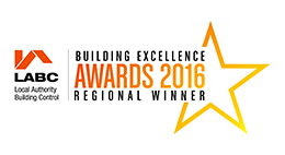 Winners for the North Yorkshire Building Control Excellence Awards 2016 for Best Small New Housing Development